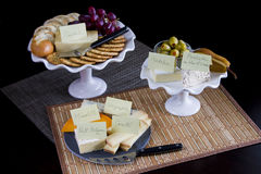 French Cheese Still life Royalty Free Stock Photography
