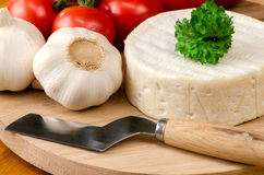 French cheese. Royalty Free Stock Photo