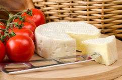 French cheese. Stock Photos