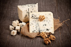 French cheeses Stock Images