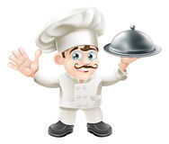 French chef Stock Image