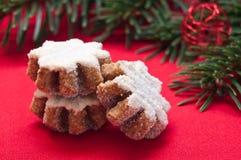 French christmas Bakery Royalty Free Stock Image