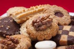 French christmas Bakery Stock Photo