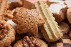 French christmas Bakery Royalty Free Stock Photo