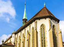 The French Church in Bern Royalty Free Stock Image