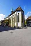 The French Church in Bern Stock Photos