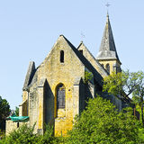 French Church Royalty Free Stock Images