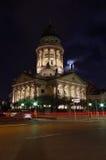French church at gendarmenmarkt in berlin Stock Image