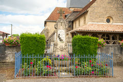 French church Royalty Free Stock Photo