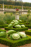 French classic vegetable garden Royalty Free Stock Image