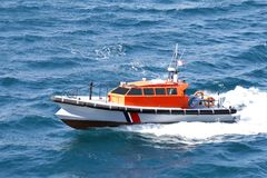 French coastguard Stock Photos