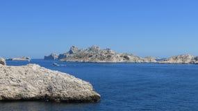 French Coastline Royalty Free Stock Image