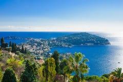 French coastline Stock Image