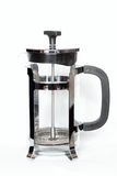 French coffee press Royalty Free Stock Photos