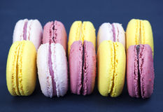 French colorful macaroons Stock Photography