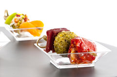 French coloured aperitif Royalty Free Stock Photo