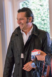 French comedian Laurent Gerra during during the 41st Deauville American Film Festival Stock Photo