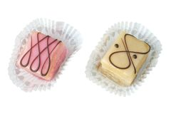 French confectionery Stock Image
