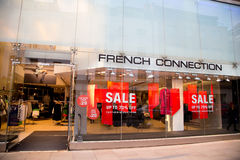 French connection Stock Images