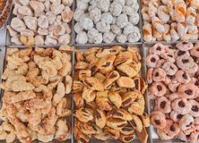 French cookies Royalty Free Stock Photography