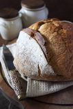 French country bread Stock Photos