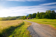 French countryside Stock Photography