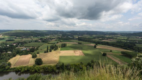 The French Countryside Stock Photo