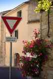 French countryside Royalty Free Stock Photos