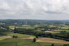 The French Countryside Royalty Free Stock Photography