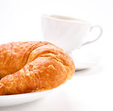French croissant Royalty Free Stock Photos
