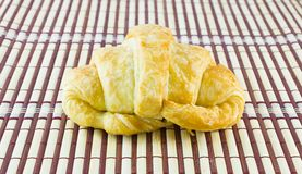 French croissant Royalty Free Stock Photo