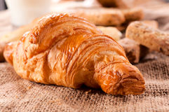 Free French Croissant Royalty Free Stock Images - 32276759