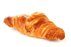 French croissant Stock Photo