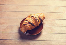 French croissant Royalty Free Stock Image
