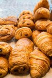 French croissants Royalty Free Stock Image
