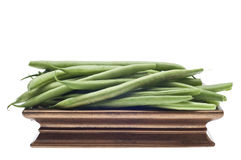 French Cut Green String Beans Stock Images