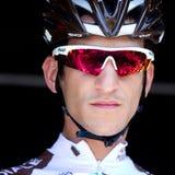 French cyclist Blel Kadri. Royalty Free Stock Images