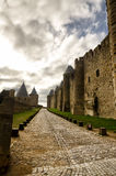 French destination, Carcassonne Stock Photo