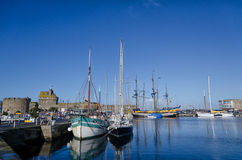 French destination, Saint Malo Stock Photography