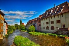 French destination, Thann Stock Photos
