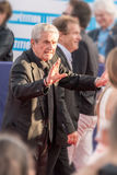 French director Claude Lelouch on the red carpet at the 43rd Deauville American Film festival Stock Images