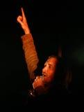 French DJ's David Guetta Stock Photography