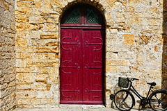 French Door Royalty Free Stock Images