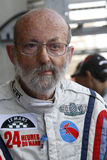 French driver Henri Pescarolo Royalty Free Stock Photo