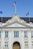 French Embassy Royalty Free Stock Image
