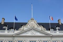 French Embassy Royalty Free Stock Photo