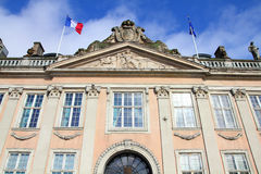 French embassy in Denmark Royalty Free Stock Photos