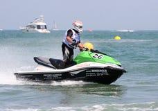 French Enduro Championship of Superjet 2009 Stock Photo