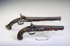 Flintlock Pistol. Stock Photography