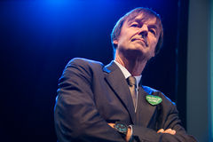 French environmental envoy Nicolás Hulot Royalty Free Stock Image